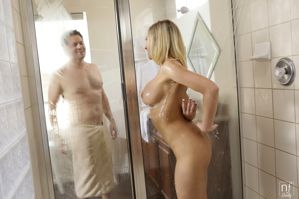 NFBusty.com - Kagney Linn Karter,Preston Parker: Wet And Busty - S2:E6