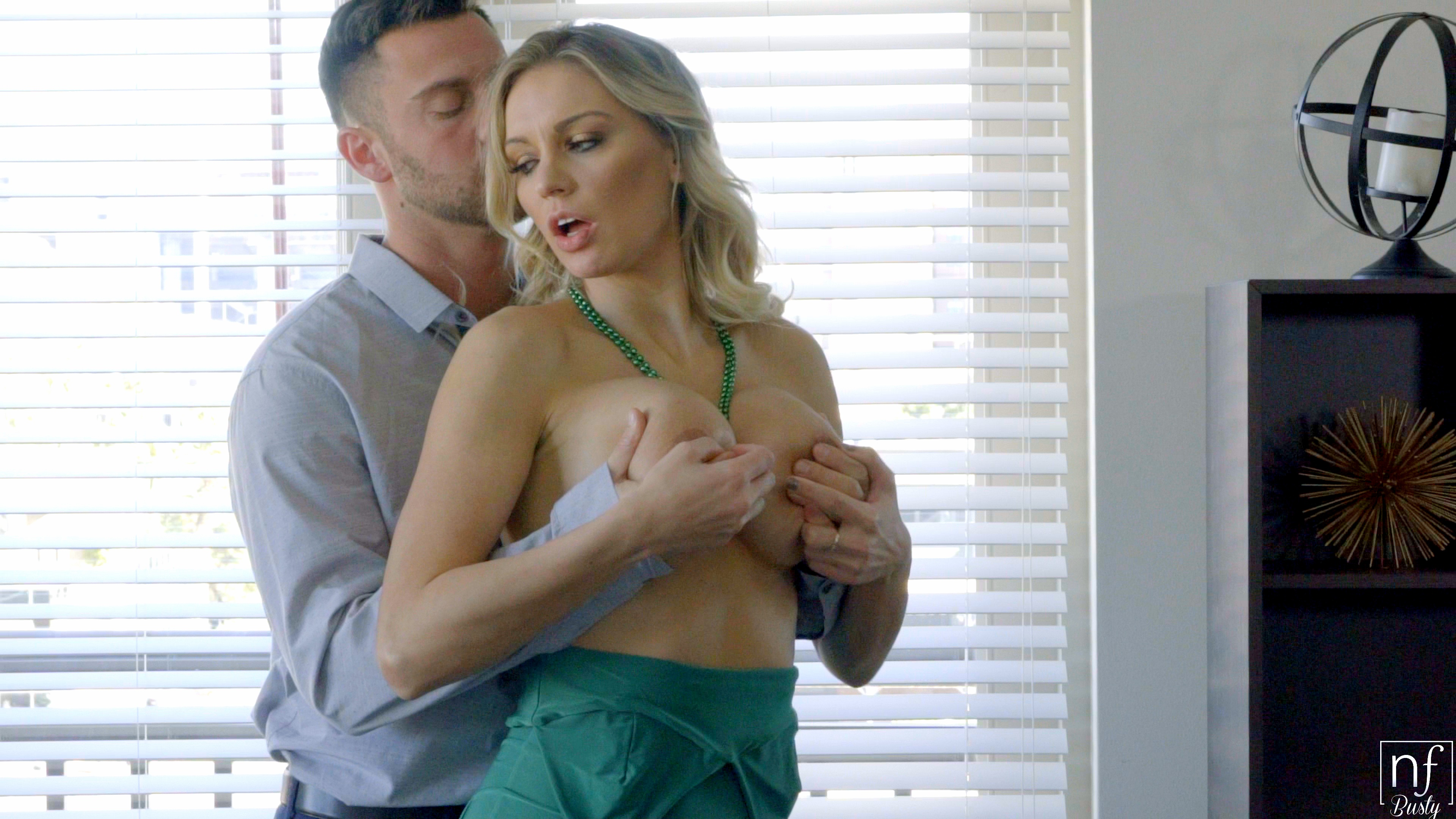 NFBusty.com - Kenzie Taylor,Seth Gamble: Lucky In Love - S8:E10