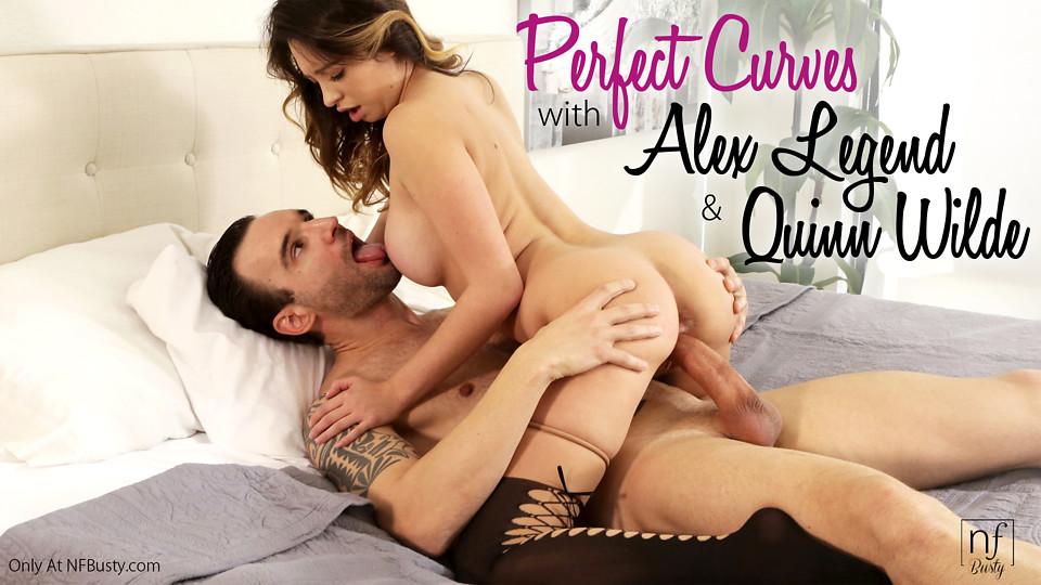 Petite Curves – Alex Legend,Quinn Wilde